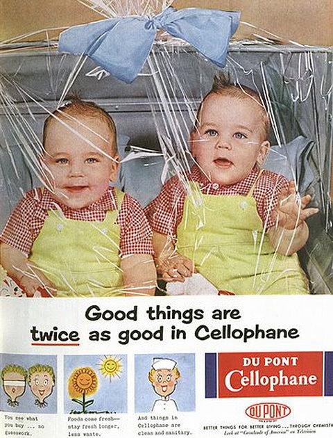 Bambini Pubblicità Vintage (4)