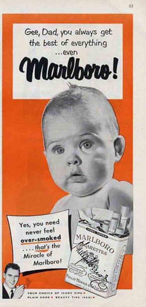 Bambini Pubblicità Vintage (5)