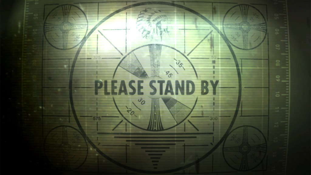 Fallout 3 - Please stand by