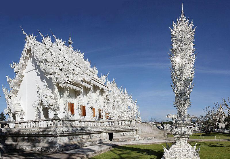 Wat Rong Khun Pano 1