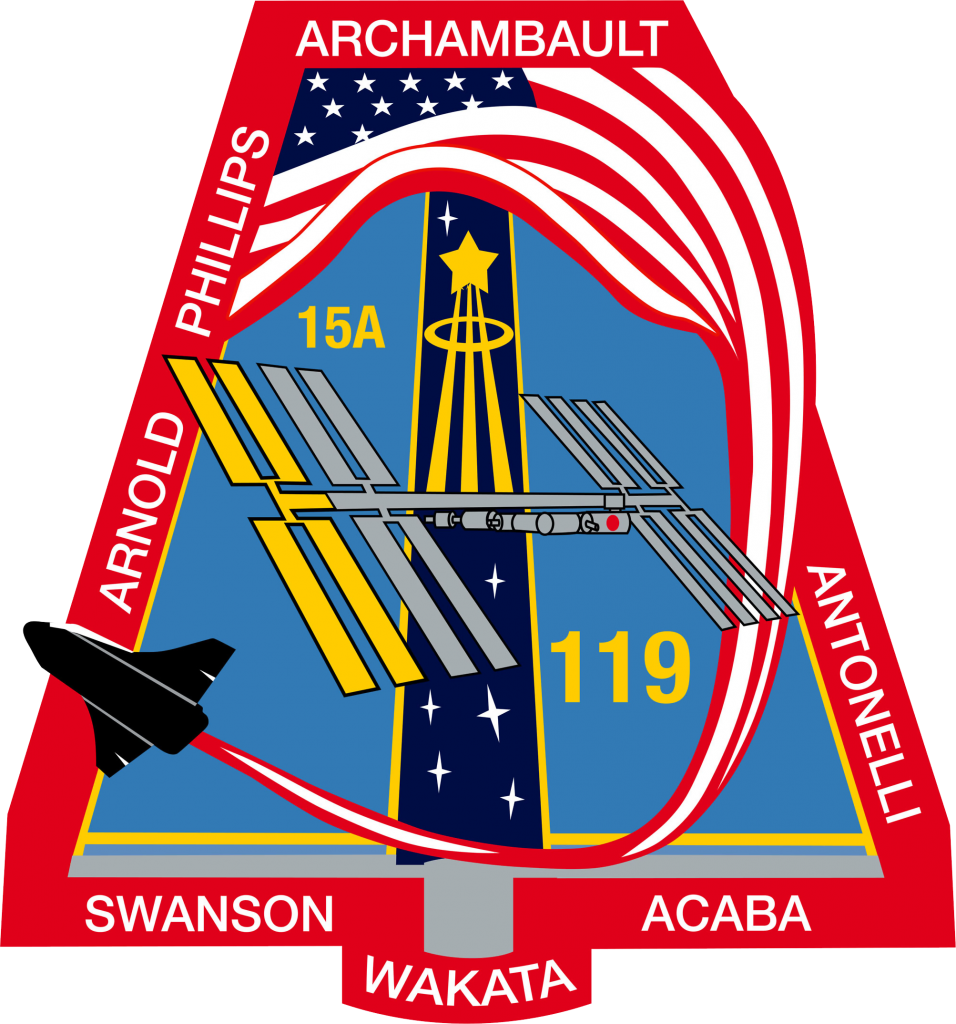 Missione STS-119