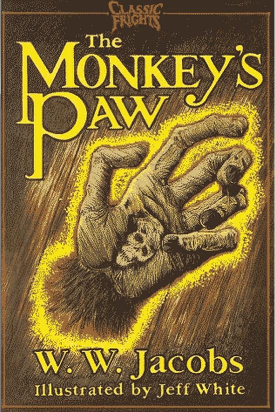 La zampa di scimmia
