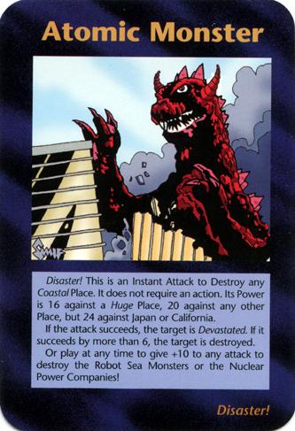 Illuminati Cards Game
