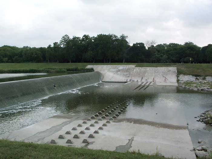 Espada Park Dam