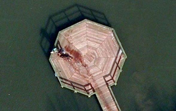 Cadavere Google Maps