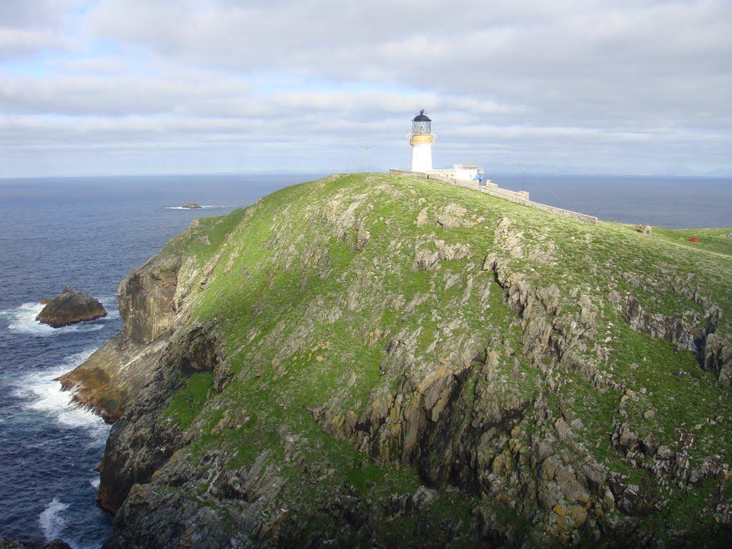 Isole Flannan - Eilean Mor