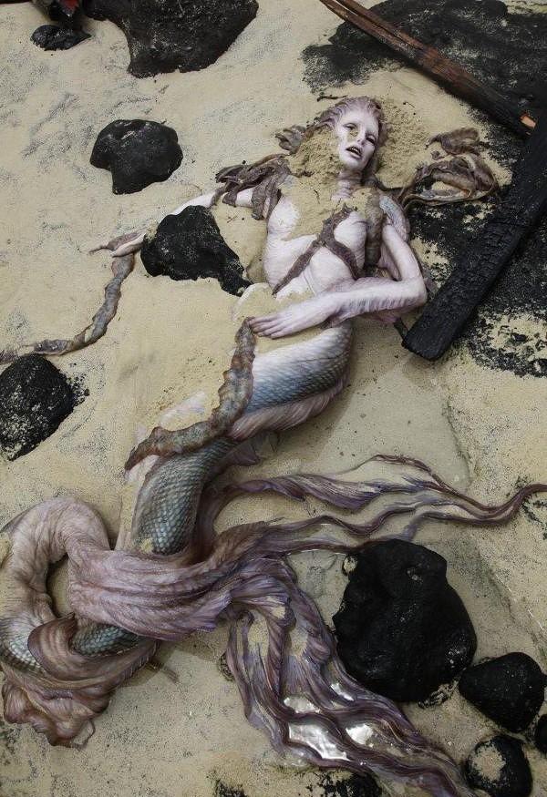 La morte della sirena