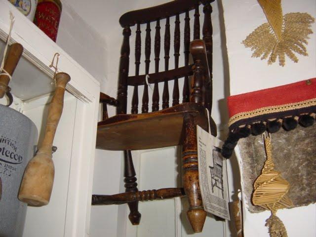La sedia di Busby