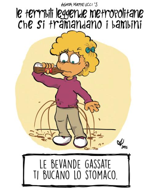 Le Terribili Leggende Metropolitane Che Si Tramandano I Bambini (12)