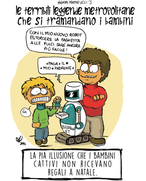 Le Terribili Leggende Metropolitane Che Si Tramandano I Bambini (3)
