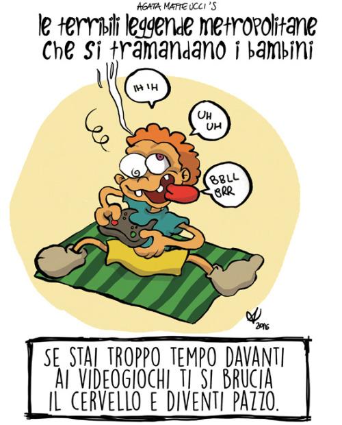 Le Terribili Leggende Metropolitane Che Si Tramandano I Bambini (5)