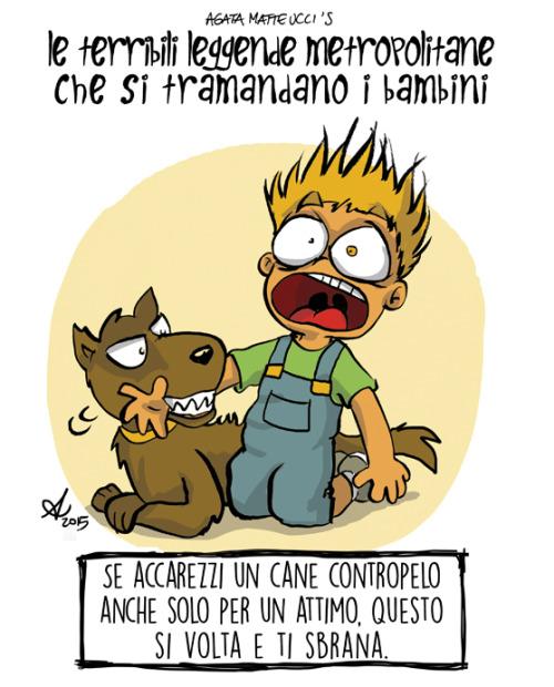 Le Terribili Leggende Metropolitane Che Si Tramandano I Bambini (6)