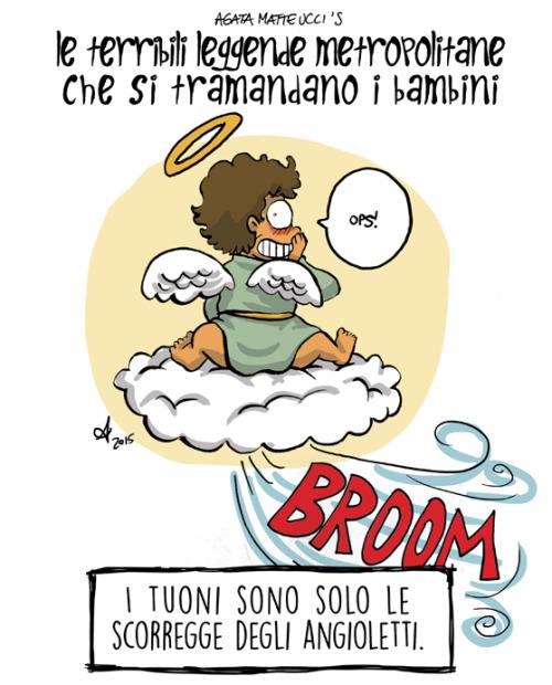 Le Terribili Leggende Metropolitane Che Si Tramandano I Bambini (7)