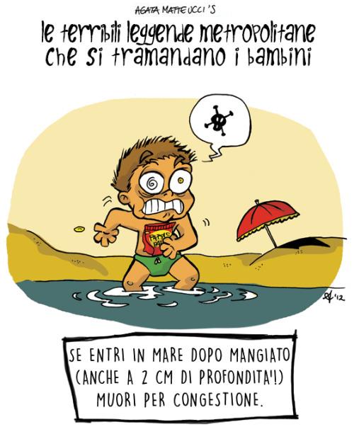Le Terribili Leggende Metropolitane Che Si Tramandano I Bambini (8)