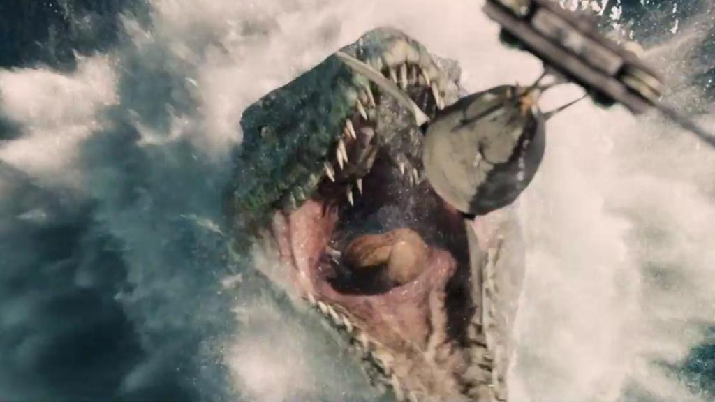 Mososaur Jurassic World