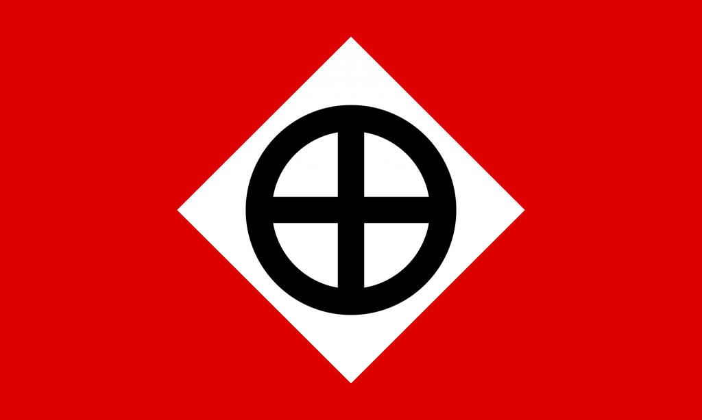 Bandiera del Klu Klux Klan