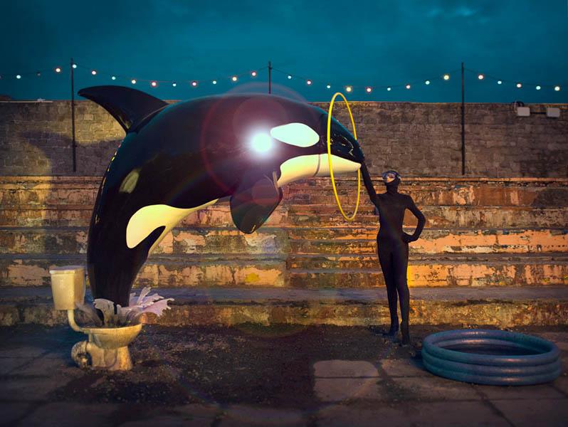 Dismaland Parco Divertimenti Banksy (5)