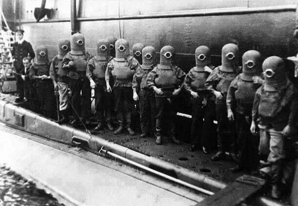Palombari inglesi nel 1908