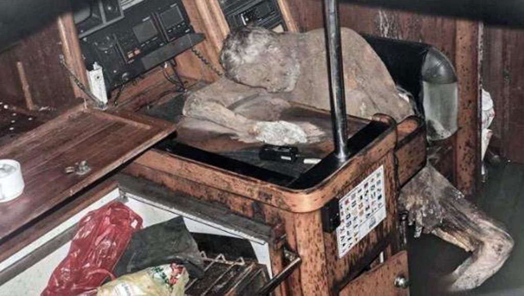 Manfred Fritz Bajorat - Mummia