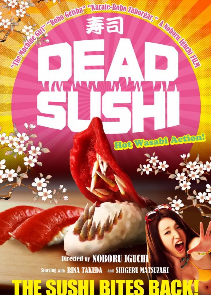 Dead Sushi - Streaming in italiano