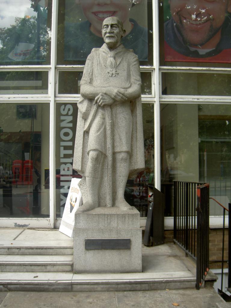 Statua Robert Baden-Powell