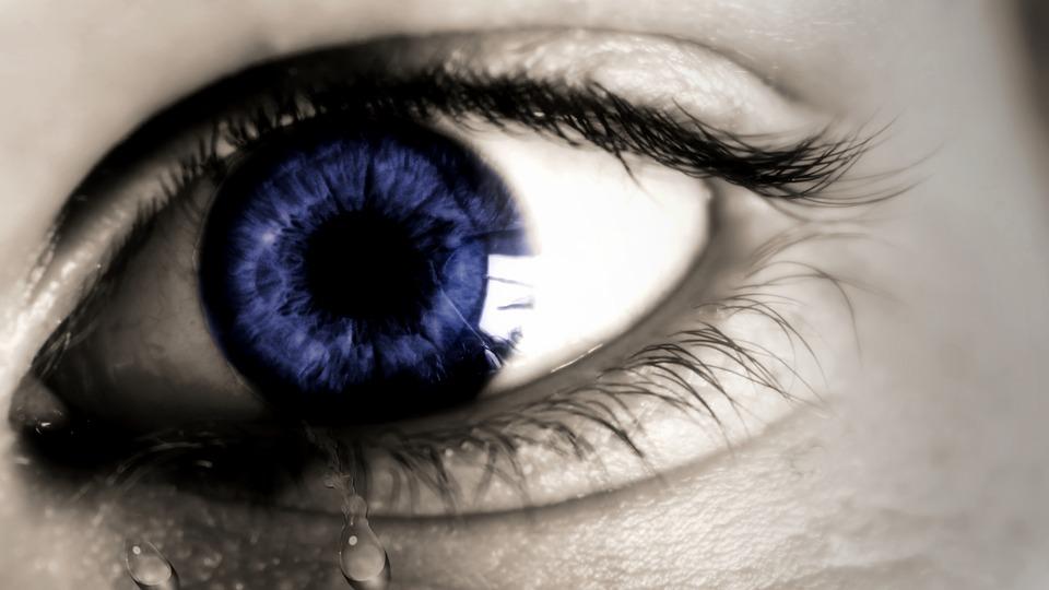 Eye Occhi Blu
