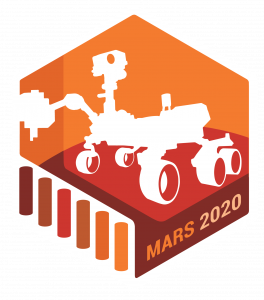 Mars2020 Mission Patch