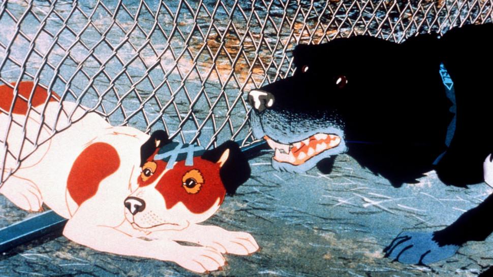 The Plague Dogs I Cani Della Peste